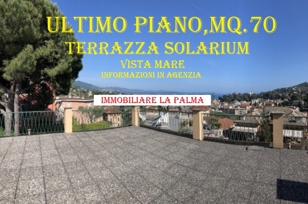 Attico in vendita ,Santa Margherita Ligure