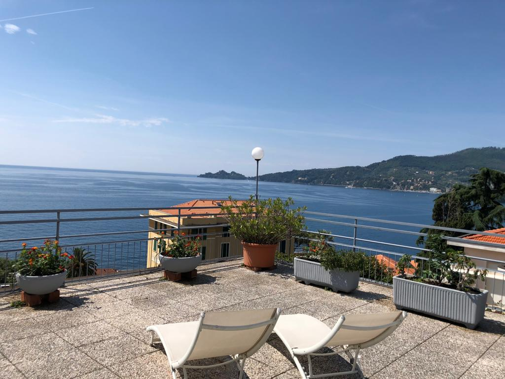 attico in vendita a Rapallo